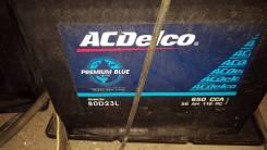 Acdelco. 65А.ч., производство Япония