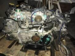 Двигатель в сборе. Subaru Forester Subaru Legacy Subaru Impreza Двигатель EJ20G