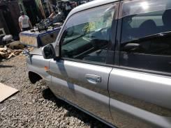 Зеркало двери багажника. Mitsubishi Pajero, H76W, H77W Mitsubishi Pajero iO, H71W, H72W, H76W, H77W Mitsubishi Montero, H76W, H77W Двигатели: 4G93, 4G...