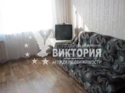 1-комнатная, улица Терешковой 10. Чуркин, агентство, 36кв.м. Вторая фотография комнаты
