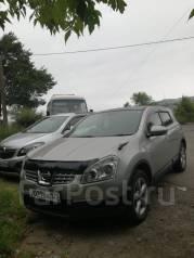 Nissan Dualis. вариатор, 4wd, 2.0 (137л.с.), бензин, 179тыс. км