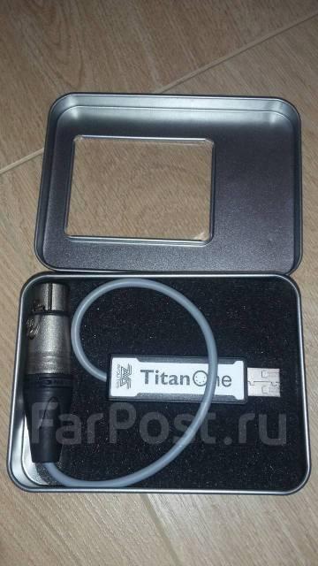 Контроллер Avolites Titan One - экономичное решение
