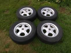 "Комплект колес. 6.0x14"" 5x110.00, 5x114.30 ET43"