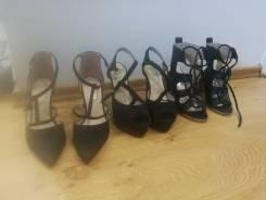 Три пары обуви одним лотом! 34 размер