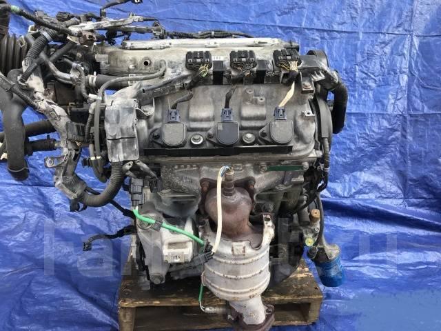 Двигатель J37A5 для автомобиля Acura ZDX