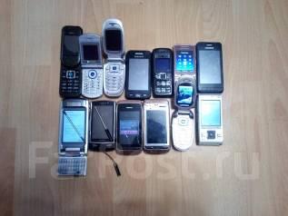 Приму в дар старые телефоны в любом состоянии