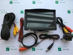Камера заднего вида TFT LCD дисплей акс