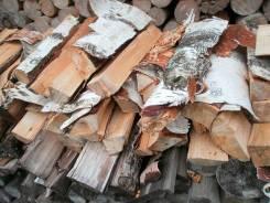 Купить дрова березовые колотые