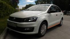 Аренда автомобилей Volkswagen Polo Новосибирск