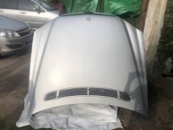 Капот. Mercedes-Benz S-Class, W220 Двигатель M113E50