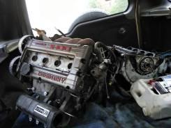 Двигатель в сборе. Mitsubishi RVR, N61W, N73W, N64W, N73WG, N74W, N64WG, N74WG, N71W Mitsubishi Lancer, C66A, CS9W, C64A, CS1A, CS3W, C62A, C74A, C72A...