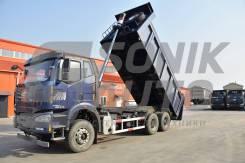 FAW J6 CA3250P66K2T1E4. Продам новый самосвал FAW J6 CA3250P66K2T1E5 (6x4), 8 600куб. см., 25 000кг., 6x4. Под заказ