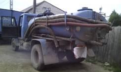 ГАЗ 3307. Продаю ассенизатор, 4 250куб. см.