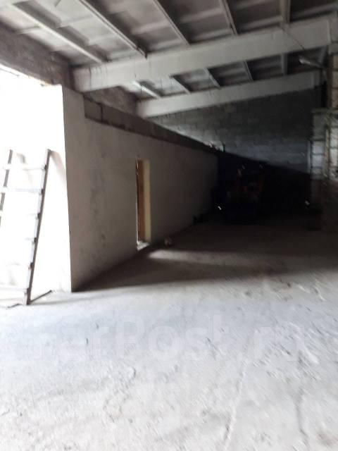 Сдам Отапливаемое помещение под склад от собственника во Владивостоке. 210кв.м., улица Снеговая 111/113, р-н Снеговая