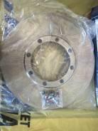 Диск тормозной не вентилируемый Techno Brake 960457