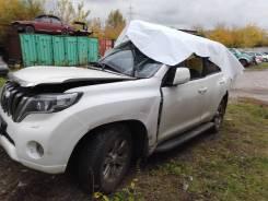 Toyota Land Cruiser Prado. Продам ПТС Toyota Land Cruizer Prado 2013г. 2.7л рестайлинг