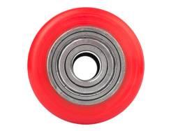 Колесо для гидравлической тележки с подшипником.,80х70мм модели AC DF