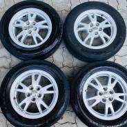 """Колеса R15 литье Toyota prius 30 резина pirelli. 6.0x15"""" 5x100.00 ET45 ЦО 54,0мм."""