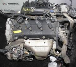 Двигатель в сборе. Nissan: Teana, Liberty, Wingroad, X-Trail, Caravan, NV350 Caravan, Atlas, Serena, Primera, Avenir, AD, Prairie Двигатель QR20DE