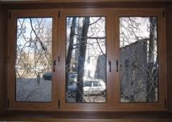 Ремонт и настройка окон дверей. Замена стеклопакетов.
