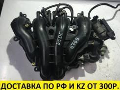 Коллектор впускной. Mazda Atenza, GG3P, GG3S, GGEP, GGES, GY3W, GYEW Mazda Mazda6, GG, GY Mazda MPV, LW, LW3W, LW5W, LWEW, LWFW Ford Mondeo, BG, BD, B...