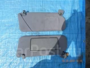 Козырек солнцезащитный. Toyota Mark II, GX100, JZX100 Toyota Cresta, GX100, JZX100 Toyota Chaser, GX100, JZX100 Двигатели: 1GFE, 1JZGE, 1JZGTE