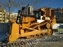 Caterpillar D9. Бульдозер Caterpillar CAT D9L вес 63 т., полный капремонт, новая ходов, 18 000куб. см., 63 500кг.