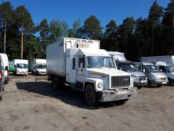 ГАЗ 3309. Газон изотермический фургон, 4 800куб. см., 3 000кг.