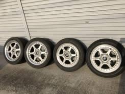 """Колеса RAYS VOLK Racing 17x9J 16x7J 114,3. 9.0/7.0x16"""" 5x114.30 ET45/32 ЦО 73,0мм."""
