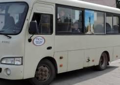 Hyundai County. Продаю автобус Хундай Каунти 2007 г. С Маршрутом, 19 мест, С маршрутом, работой