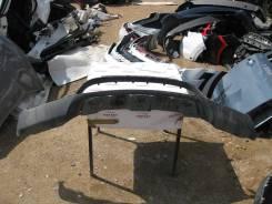 Накладка на бампер. BMW X6, E71, E72 Двигатели: M57D30TU2, N55B30, N57D30OL, N57D30TOP, N57S, N63B44