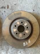 Диск тормозной Subaru Legacy B4, правый передний
