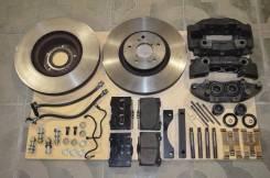 Переходник тормозной. Honda Accord, CL7, CL8, CL9, CM1, CM2, CM3, CM5 Honda Legend, KB1, KB2 Двигатели: K20A, K20A6, K20A7, K20A8, K20Z2, K24A, K24A3...