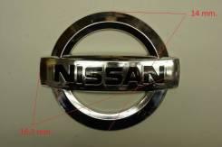 Эмблема решетки (или предней панели) Nissan ALMERA