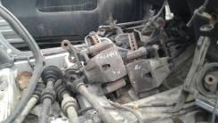 Суппорт тормозной. Toyota Ractis, NCP100