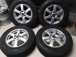 """Bridgestone. 6.5x16"""", 5x114.30, ET48, ЦО 73,1мм."""
