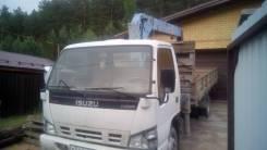 Isuzu. Продается грузовик с Манипулятором, 2 500куб. см., 5 000кг.