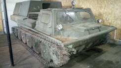 Продаётся танкетка ГАЗ-71.