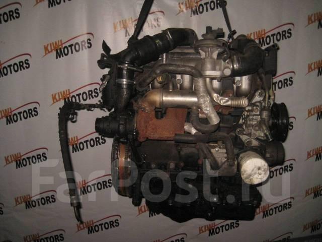 Контрактный двигатель Ford Tourneo Connect Transit Connect 1,8 TD BHPA