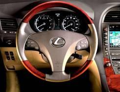 Руль. Lexus: GS350, GS460, ES350, GS430, GS300, GS450h Двигатели: 1URFE, 1URFSE, 2GRFSE, 3GRFE, 3GRFSE, 3UZFE, 2AZFE, 2GRFE