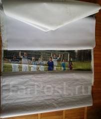 Продам баннеры из плотной баннерной ткани