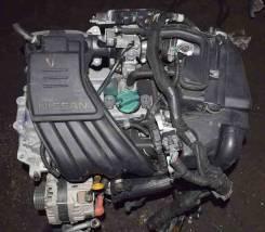 Двигатель Nissan HR12-DE на Nissan March K13 Note E12