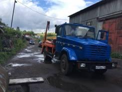 Коммаш КО-440А. Продам Зил мусоровоз портальный в наличии 2 авто, 6 000куб. см.