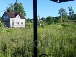 Продается дача в районе глобуса. От агентства недвижимости (посредник). Фото участка
