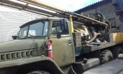 Урал 4320. Продам буровую установку УРБ 2А-2 на базе
