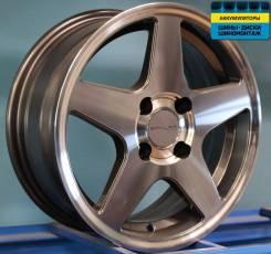 """Sakura Wheels 9135. 6.0x14"""", 4x100.00, ET35, ЦО 73,1мм."""
