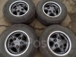 """Land Rover. 7.0x16"""", 5x165.00, ET33"""