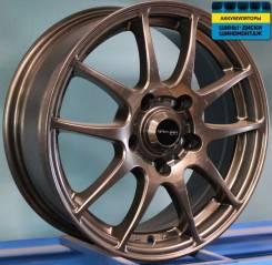 """Sakura Wheels 3199. 6.0x15"""", 5x114.30, ET40, ЦО 73,1мм."""