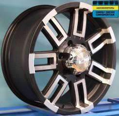 """Light Sport Wheels LS 158. 8.0x17"""", 6x139.70, ET38, ЦО 67,1мм."""