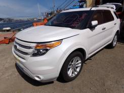 Ford Explorer. U502, DURATECTIVCT